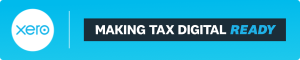 Xero | Making Tax Digital Ready