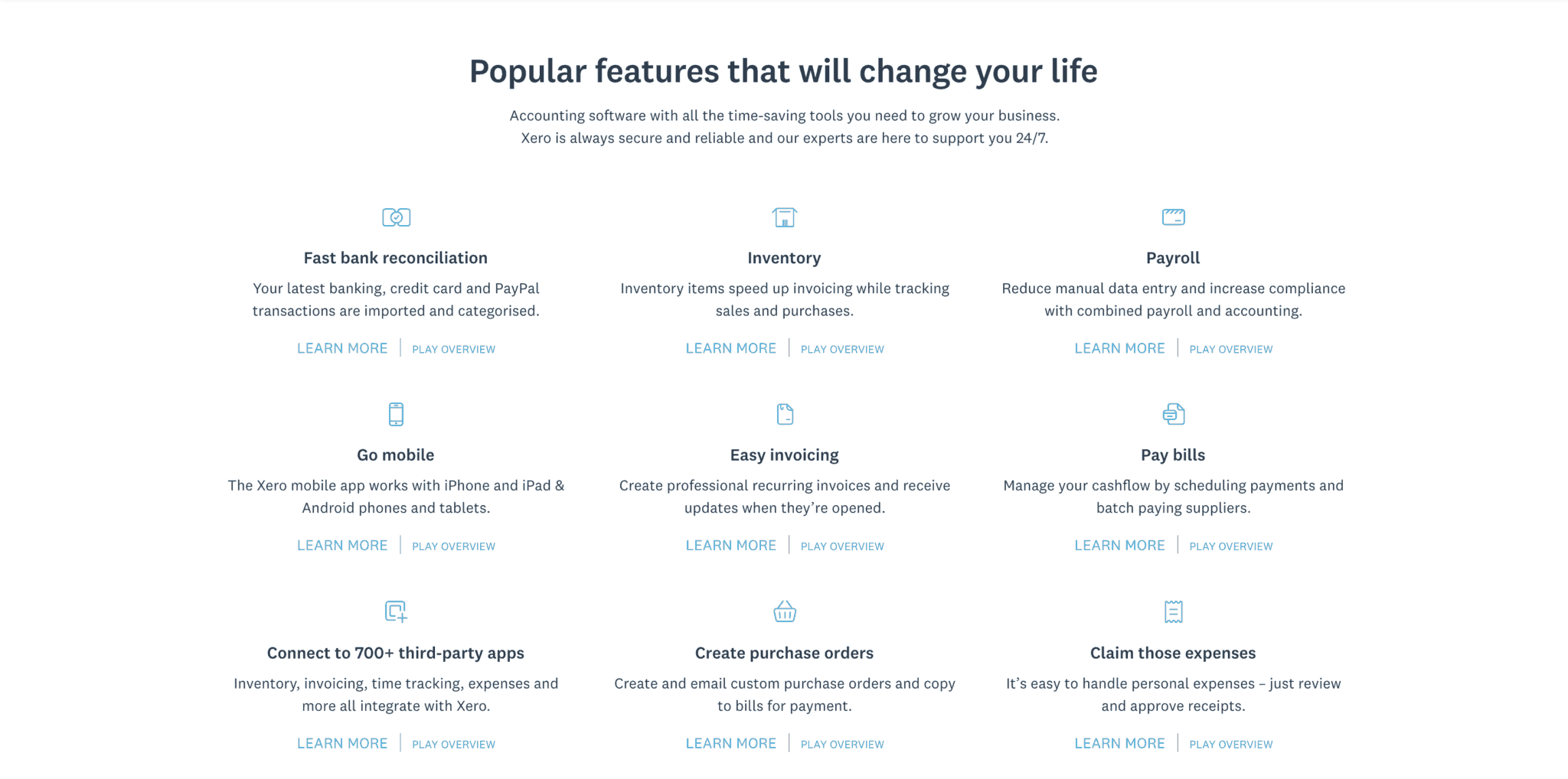 Popular features that will change your life