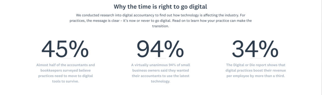 Xero and why it is important to go digital