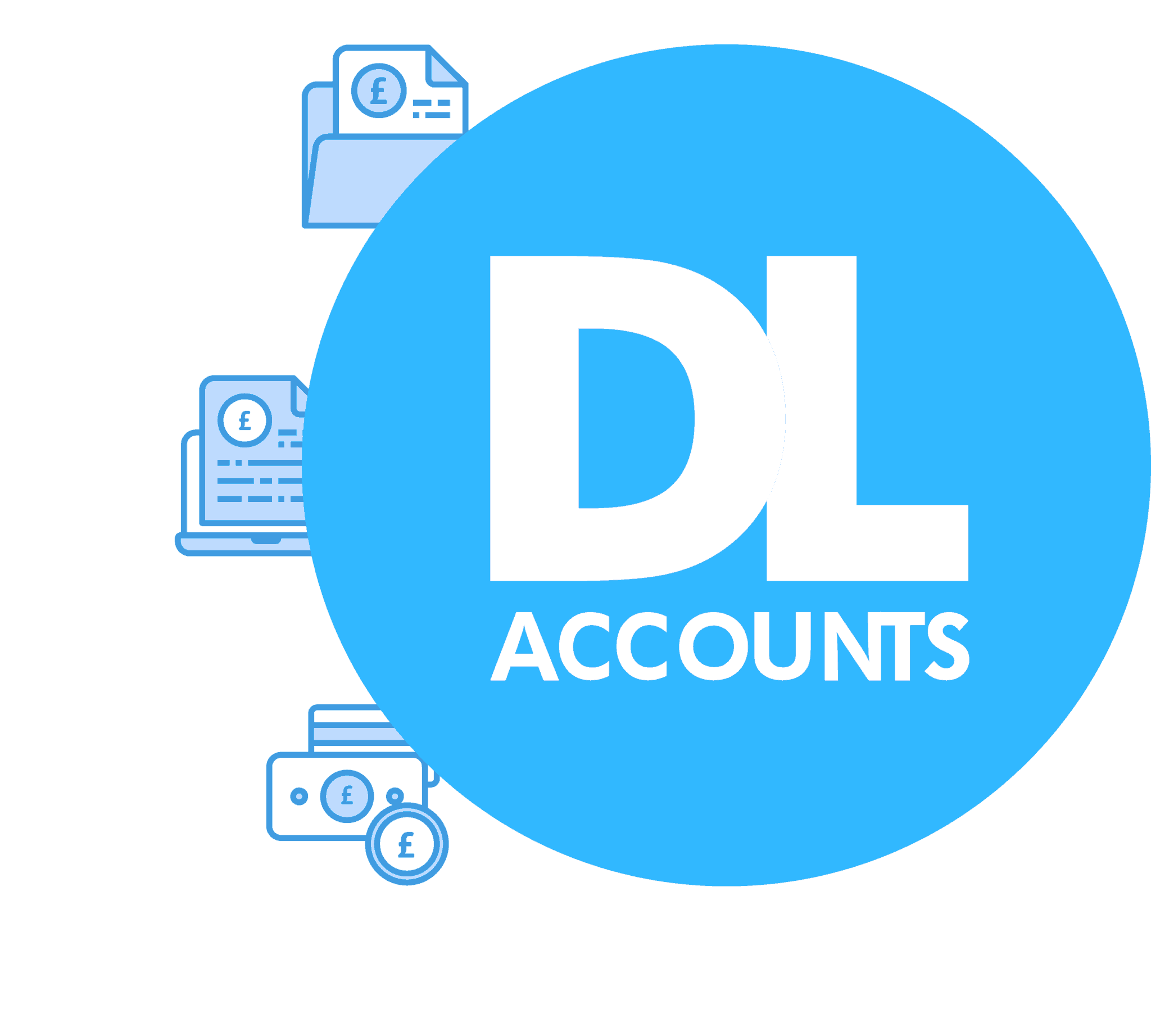 DL Accounts Logo