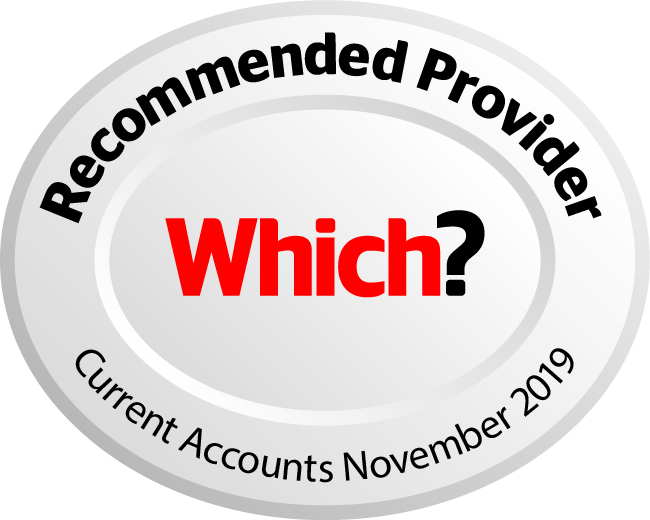 Recommended Provider Which? - Current Accounts November 2019