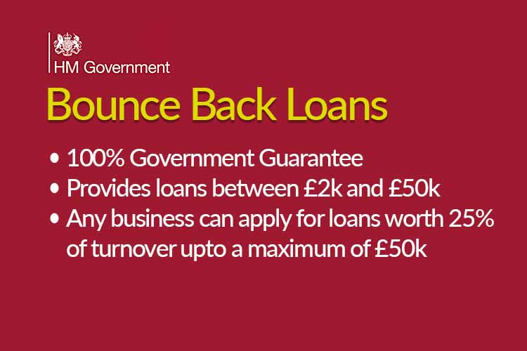 Bounce Back Loan